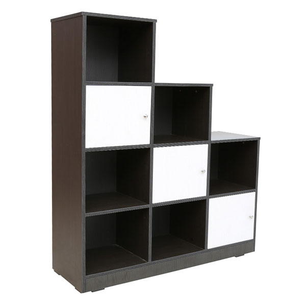 کتابخانه خانگی مدل پلکانی