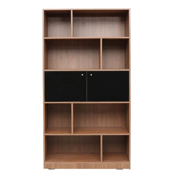 کتابخانه اداری چوبی